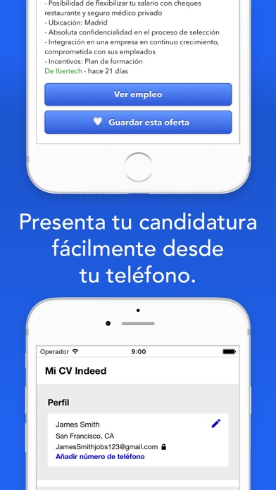 download Indeed: Búsqueda de empleo apps 4
