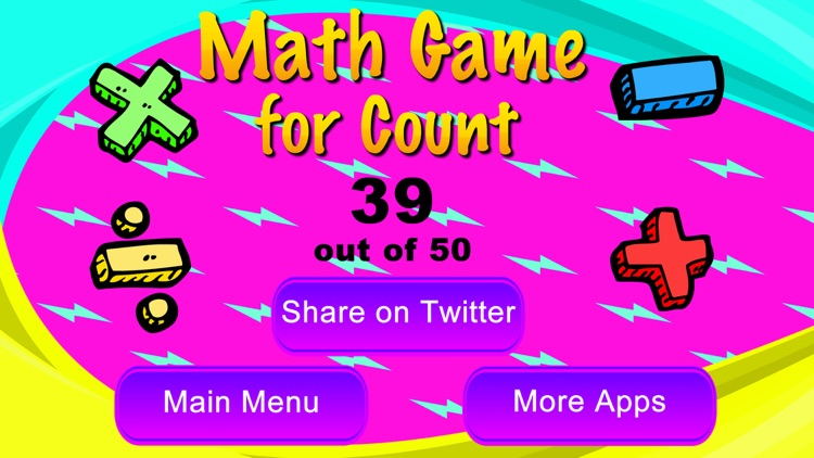 Learn to Count Math Game screenshot-4