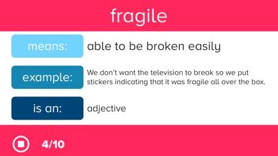 Screenshot #9 for 6th Grade Vocabulary Prep