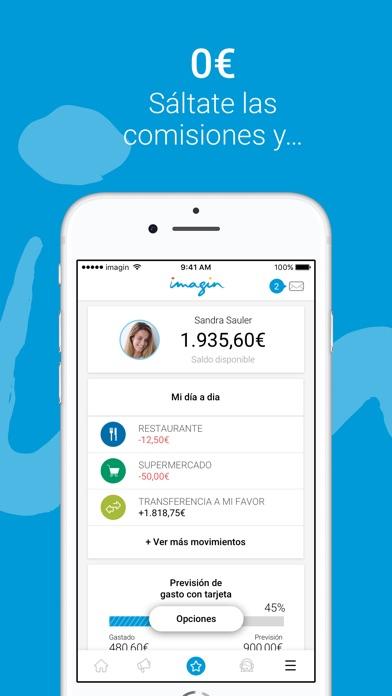 download imaginBank - Tu banca móvil apps 4