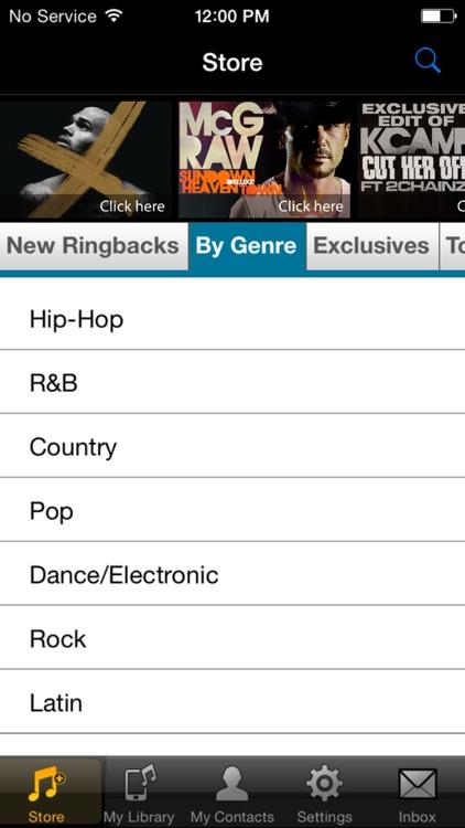 Sprint Music Plus screenshot-3