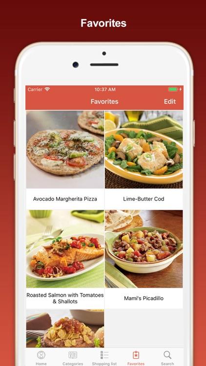 Food Cuisine & Cooking Recipe screenshot-4