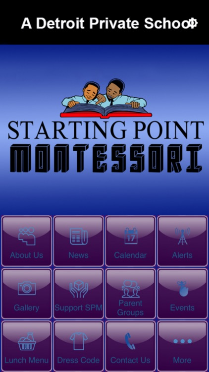 Starting Point Montessori