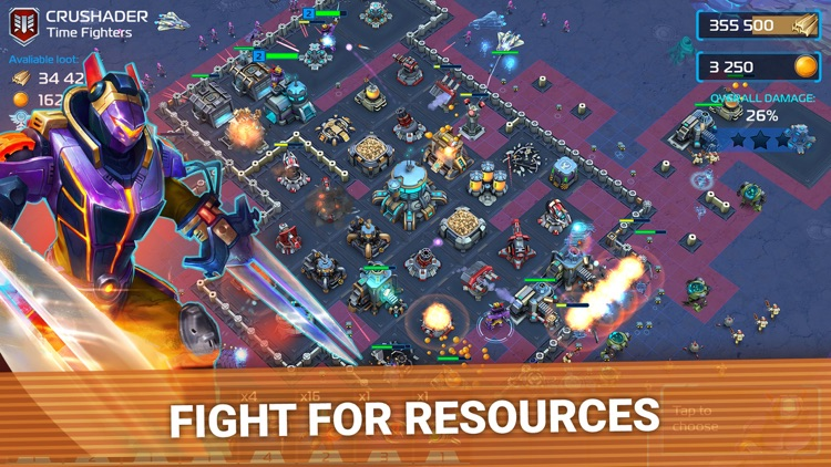 Clash & GO: AR Strategy screenshot-4