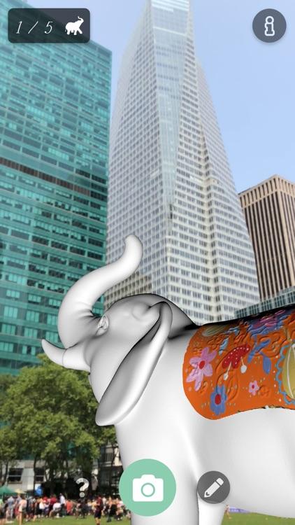 Lucky Elephant AR