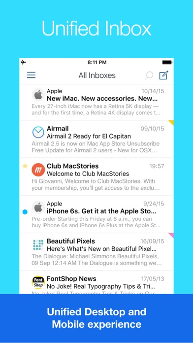 Airmail - Your Mail W... screenshot1