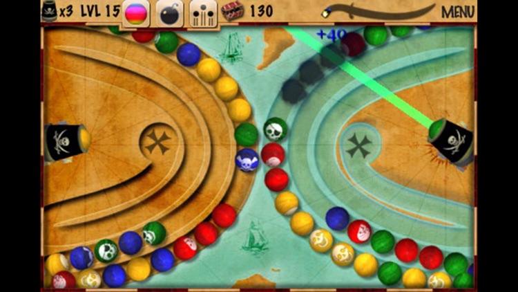 Blackbeard's Assault Lite screenshot-3