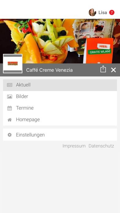 Caffé Creme Venezia screenshot 2