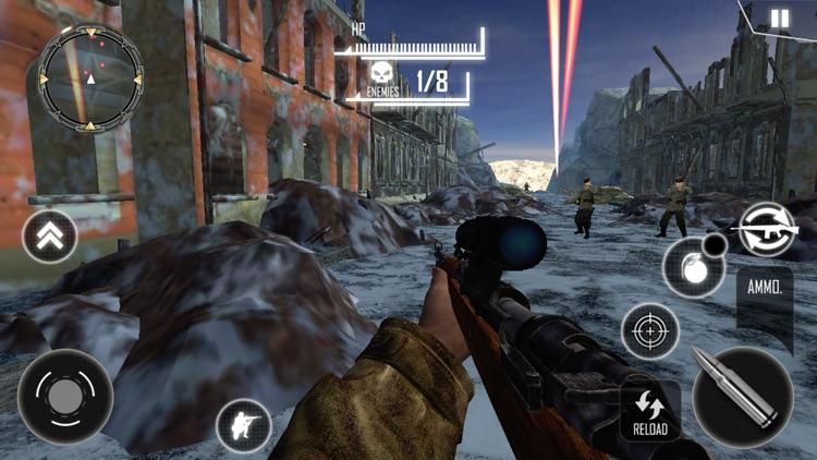 World War Survival Saga screenshot-3
