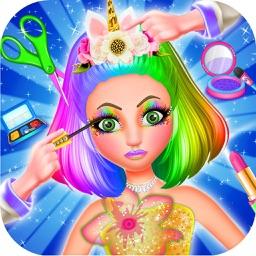 Unicorn Princess Makeover DIY