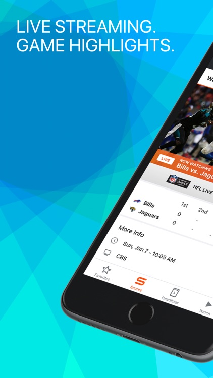 Yahoo Sports: Scores & News screenshot-0