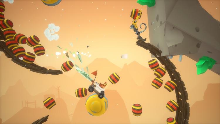 Animal Super Squad screenshot-4