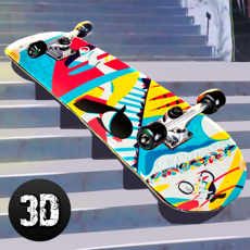 Activities of Downhill Longboarding Race Sim