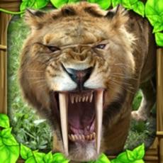 Activities of Sabertooth Tiger Simulator