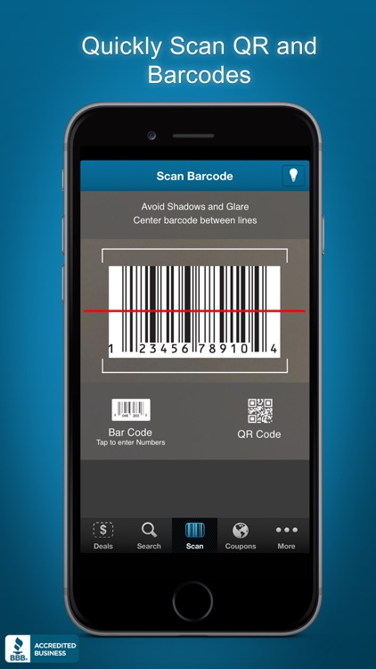 Price Scanner UPC Barcode Scan