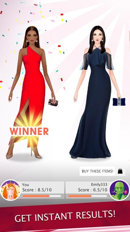 Dress Up Fashion Design Studio screenshot-3