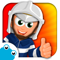 App Icon for Mijn brandweerkazerne App in Belgium IOS App Store