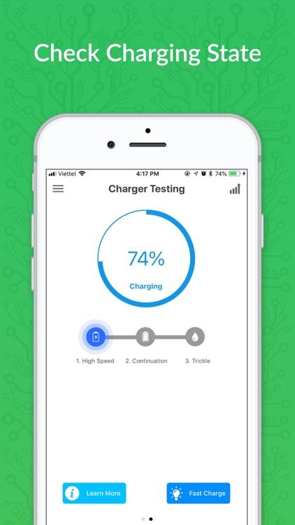 Ampere - Charger Testing Pro screenshot-3