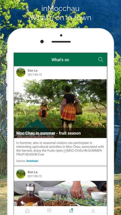 inMocChau MocChau Travel Guide screenshot four