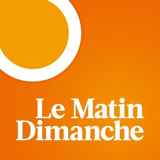 Le Matin Dimanche application logo