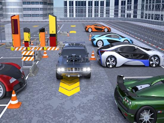 Driving Car Test Drive Parking-ipad-2