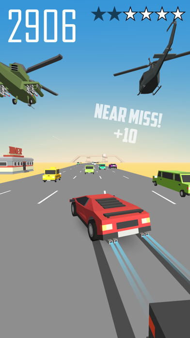 Road Chase screenshot three