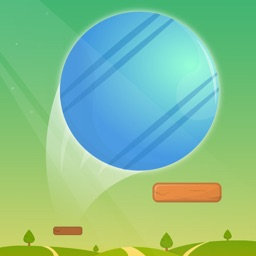 Fallball: Platform Ball Bounce
