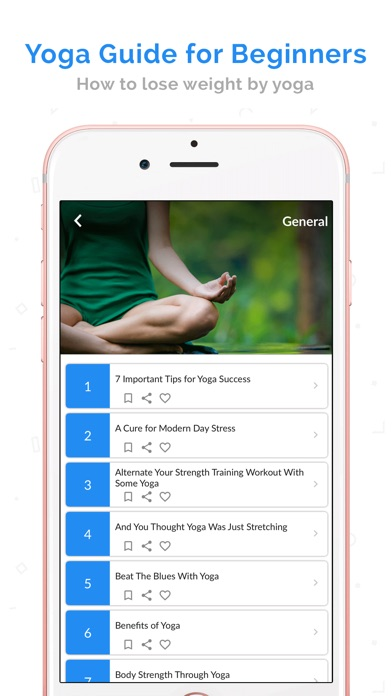 Yoga for Beginners by Video Screenshot