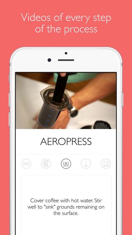 The Great Coffee App screenshot-3