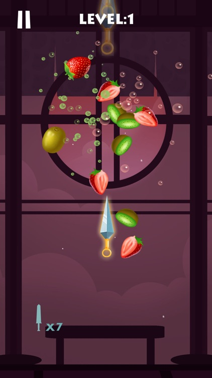 Knife Rush Fruit screenshot-3