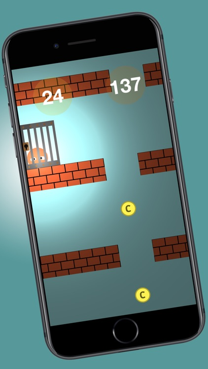 Smileys escape - arcade game screenshot-4