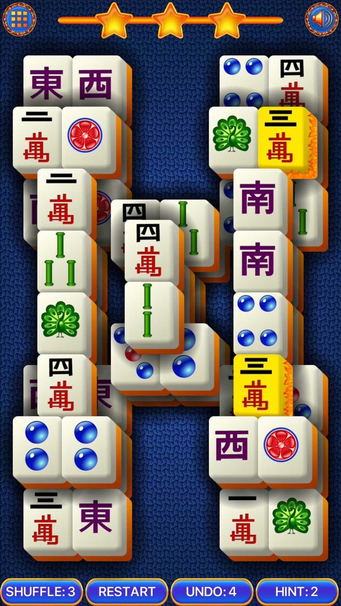 Majong Screenshot