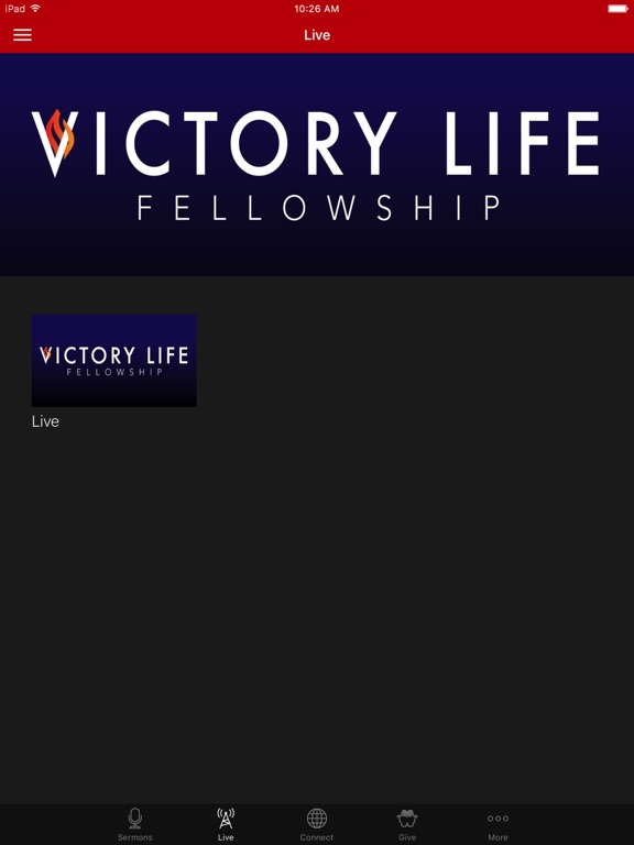 Victory Life Fellowship screenshot 5