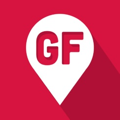Image result for Find Me Gluten Free. iPhone rating