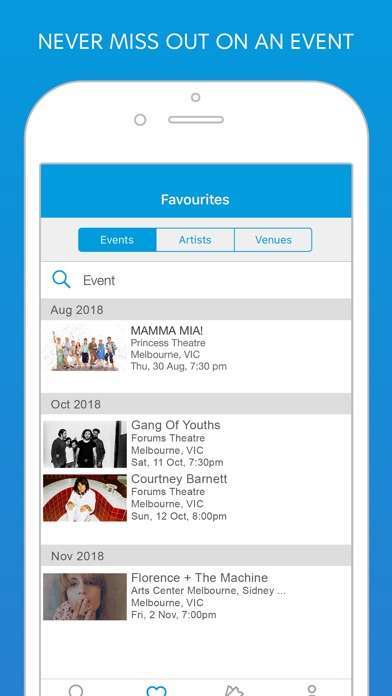 Download Ticketmaster AU for Pc