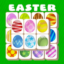Easter Eggs Mahjong Towers