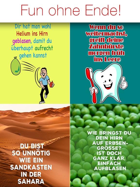 Freche Sprüche - SPRUCHBILDER screenshot 9