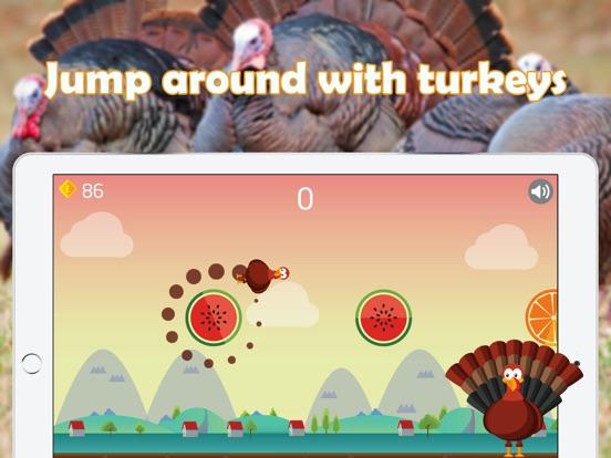 Thanksgiving Jumping Turkey screenshot 6