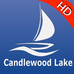 Candlewood lake GPS Charts Pro