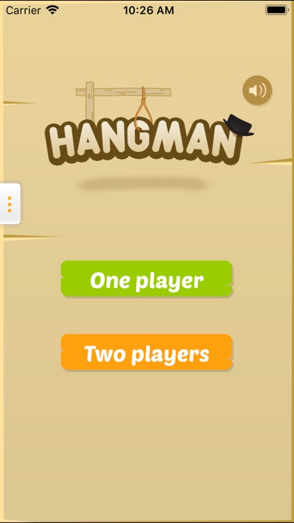 Hangman Game ! screenshot-0