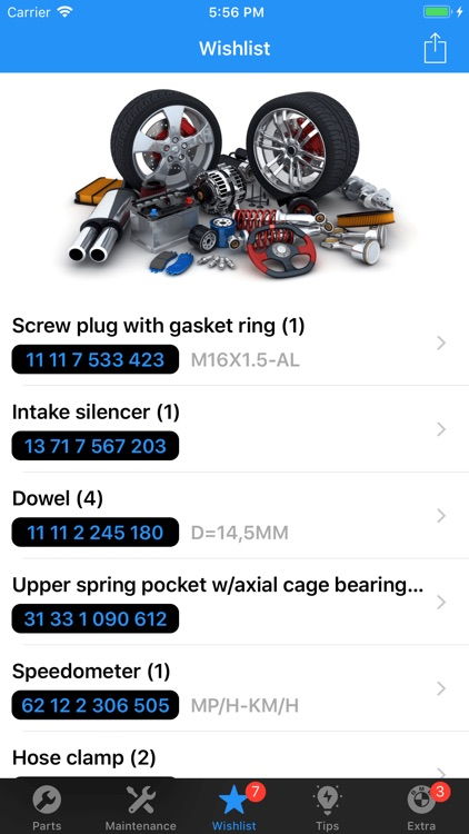 BMW Parts screenshot-8