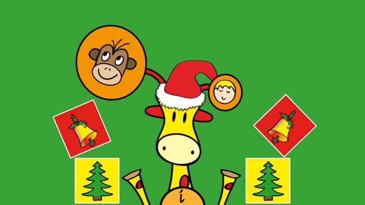 Bo's Matching Game Christmas