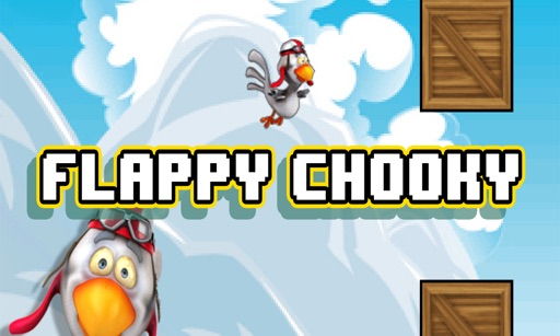 Flappy Chooky TV icon