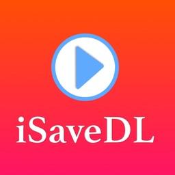 iSaveDL -Saver Videos & Audios