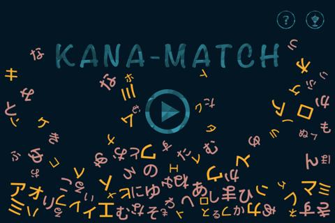 Kana-Match - náhled