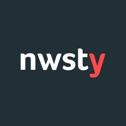 Nwsty: Skim Top News Headlines
