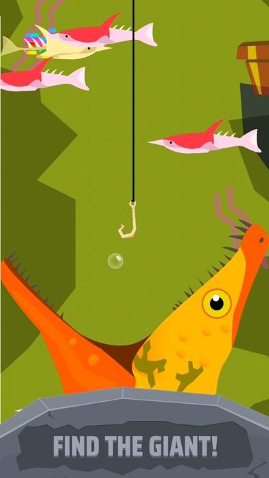 Go Fish: Jurassic Pond screenshot 4