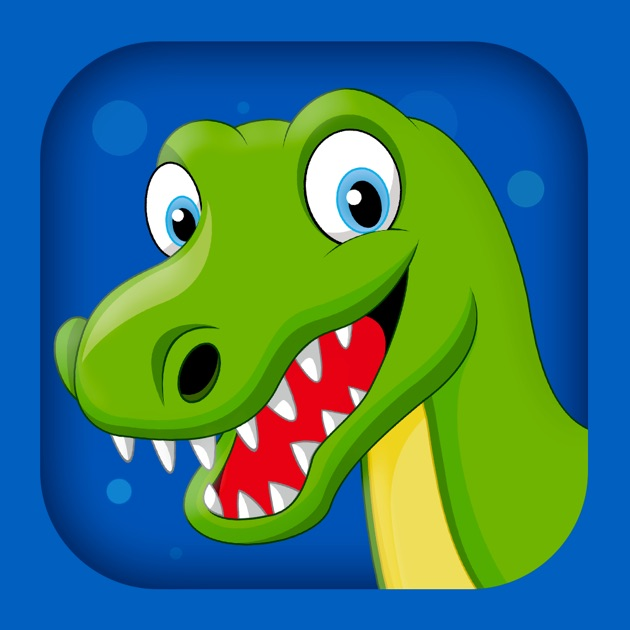 Dinosaur Games: Puzzle for Kids & Toddlers on the App Store