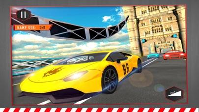 Highway Speed Car Stunt 3D Screenshot
