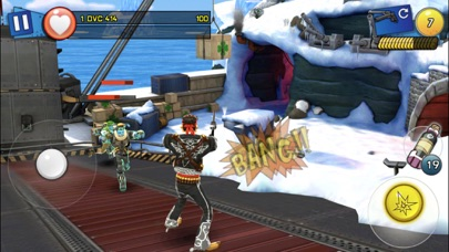 サバイバルヒーロー: オンラインシューティングFPS 3Dスクリーンショット3